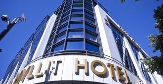 希立特酒店 - 安特卫普 - 建筑
