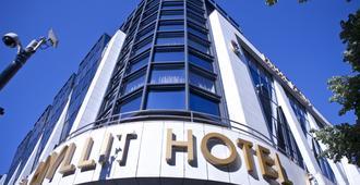 希立特酒店 - 安特卫普