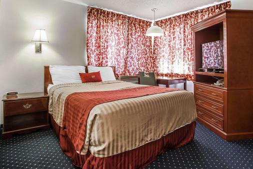 西雅图西塔机场北环保酒店 - 塔奇拉 - 睡房