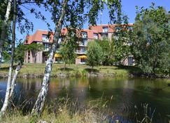 施普利瓦尔德凡德瓦尔克公园酒店 - Niewitz - 户外景观
