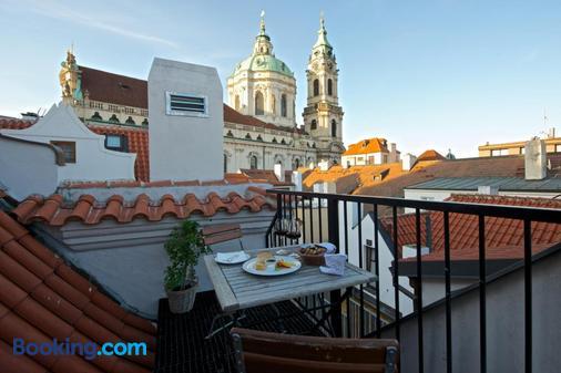 优梅森纳瑟公寓式酒店 - 布拉格 - 阳台