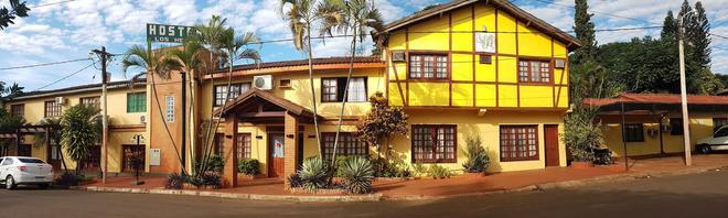 罗斯赫勒朝斯旅馆 - 伊瓜苏 - 建筑