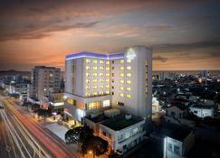 阿斯塔尔酒店 - 济州 - 建筑