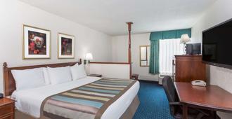 格林斯伯勒贝芒特套房酒店 - 格林斯伯勒 - 睡房