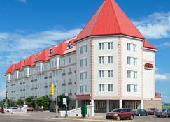 蒙克顿城堡温德姆商标系列酒店 - 蒙克顿 - 建筑