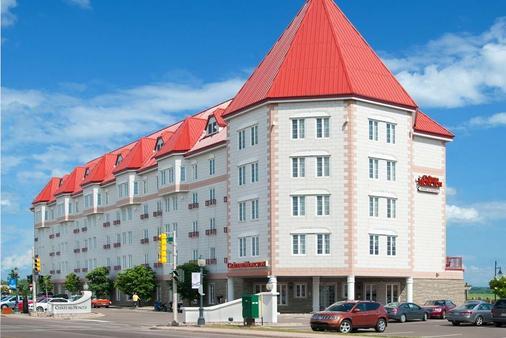 蒙克顿城堡酒店 - 温德姆商标精选酒店 - 蒙克顿 - 建筑