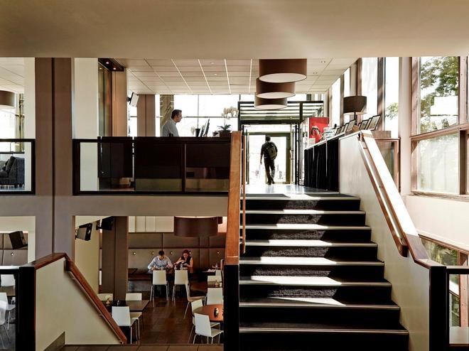 奥斯特波特酒店 - 哥本哈根 - 柜台