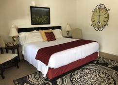 卡尔第纳尔汽车旅馆 - Maggie Valley - 睡房