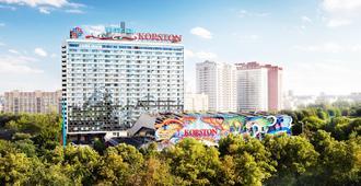 科斯顿摩尔俱乐部酒店 - 莫斯科 - 建筑