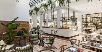 阿姆斯特丹市中心nh酒店 - 阿姆斯特丹 - 餐馆