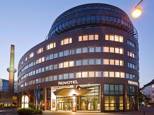 汉诺威诺富特酒店 - 汉诺威 - 建筑