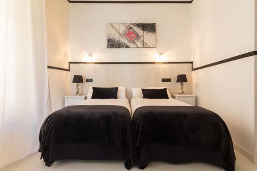 马德里格兰大道63号旅馆 - 马德里 - 睡房