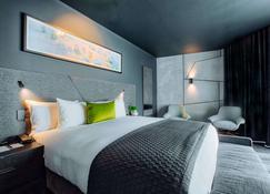 伊顿山酒店 - 布里斯班 - 睡房