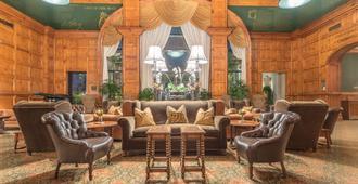 欧亨利酒店 - 格林斯伯勒 - 休息厅