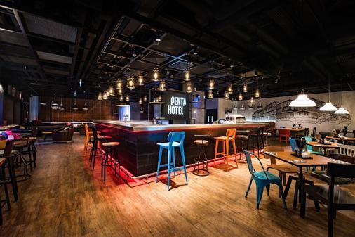 香港屯门贝尔特酒店 - 香港 - 酒吧