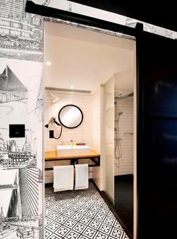 香港屯门贝尔特酒店 - 香港 - 浴室