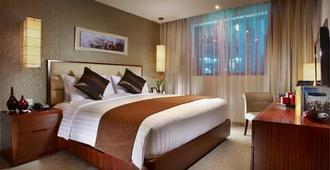 上海奥克伍德华庭服务公寓 - 上海 - 睡房