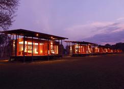 瓦尔德曼瓦尔德斯旅舍 - Point Stuart - 建筑