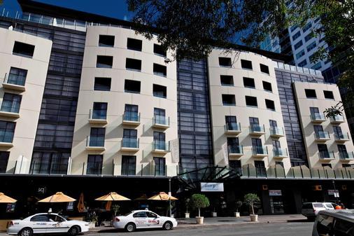 阿德莱德曼特拉汉德马尔什广场酒店 - 阿德莱德 - 建筑