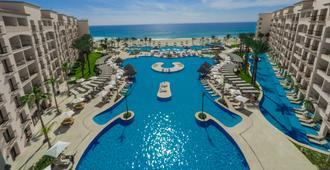 兹瓦洛斯卡沃斯凯悦酒店 - - 卡波圣卢卡 - 游泳池