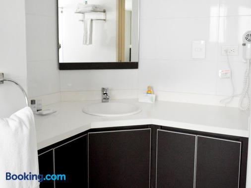 瓦拉纳西机场精品酒店 - 卡塔赫纳 - 浴室