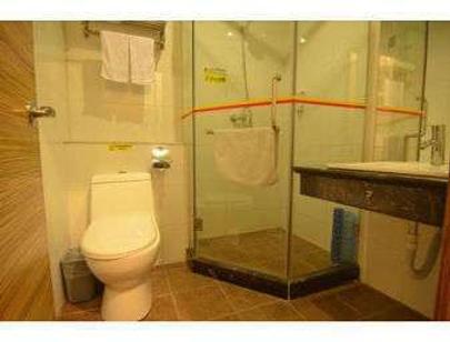 速8酒店北京来广营店 - 北京 - 浴室