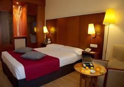 萨拉曼卡城维基酒店 - 萨拉曼卡 - 睡房