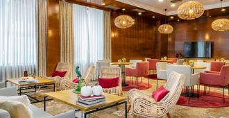 文奇萨拉曼卡城市酒店 - 萨拉曼卡 - 餐馆