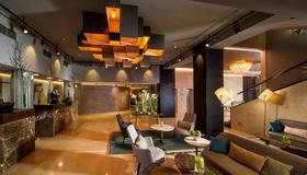 贝斯特韦斯特普瑞米尔斯隆酒店 - 卢布尔雅那 - 大厅