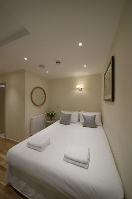 伦敦百乐门酒店 - 伦敦 - 睡房