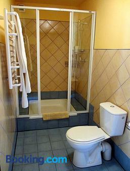 格罗布托特旅馆 - 克拉科夫 - 浴室