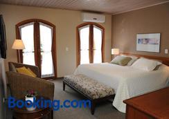 波萨达别墅卡皮瓦利约丹山庄酒店 - 坎波斯杜若尔当 - 睡房