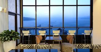 湖悦景观旅店 - 南投市 - 餐馆