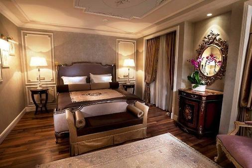 伊斯坦布尔里克斯佩拉酒店 - 伊斯坦布尔 - 睡房