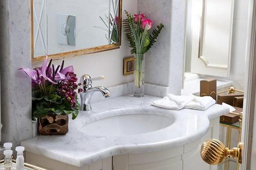 伊斯坦布尔里克斯佩拉酒店 - 伊斯坦布尔 - 浴室
