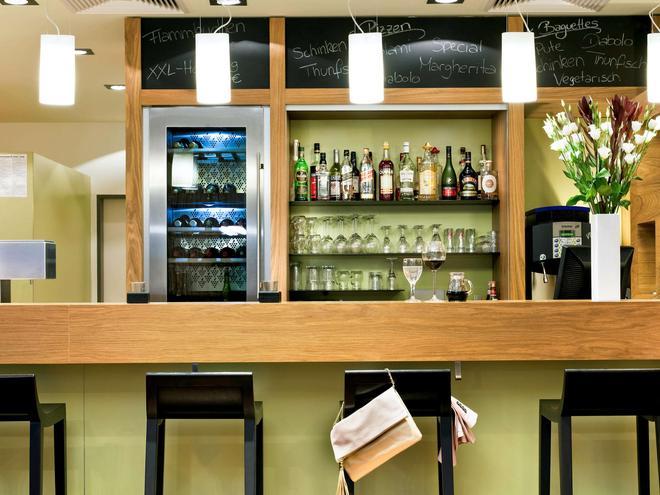 宜必思埃森中央火车站酒店 - 埃森 - 酒吧