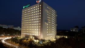 海得拉巴高科技城红狐狸酒店 - 海得拉巴 - 建筑