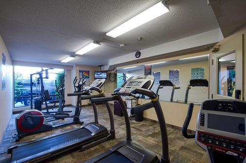 瀑布豪生酒店 - 尼亚加拉瀑布 - 健身房