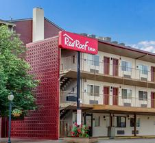 约克市中心红屋顶酒店