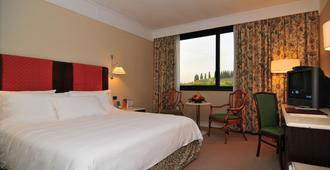 弗洛朗蒂亚会议酒店 - 佛罗伦萨 - 睡房