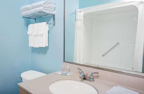 主教旅程住宿 - 毕夏普 - 浴室