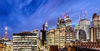 宜必思伦敦城市-肖尔迪奇酒店 - 伦敦 - 户外景观
