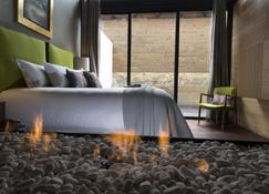 乌文斯阿尔特酒店 - 圣克里斯托瓦尔-德拉斯卡萨斯 - 睡房