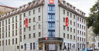 布拉迪斯拉发市中心宜必思酒店 - 布拉迪斯拉发 - 建筑