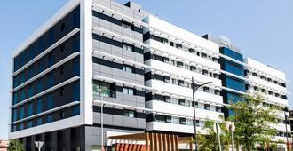 穆尔西亚七冠西方酒店 - 穆尔西亚 - 建筑