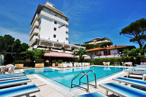 亚米契斯酒店 - 里乔内 - 游泳池