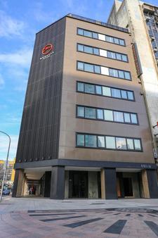 万事达旅店中华店 - 台北 - 建筑