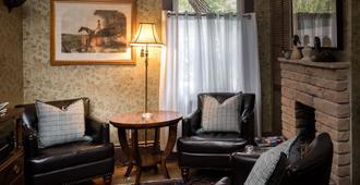 基督山酒店 - 旧金山 - 客厅
