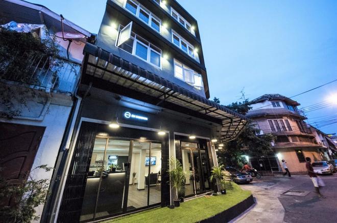 曼谷oh青年旅馆 - 曼谷 - 建筑