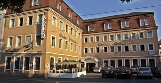 施特劳斯城市伙伴酒店 - 维尔茨堡 - 建筑